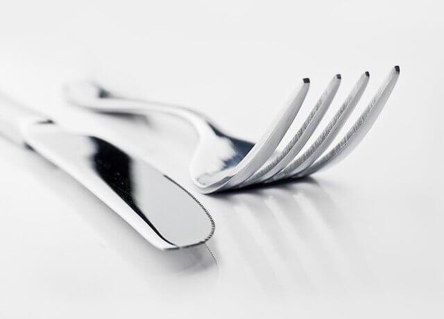 ナイフとフォーク