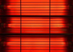 遠赤外線のイメージ