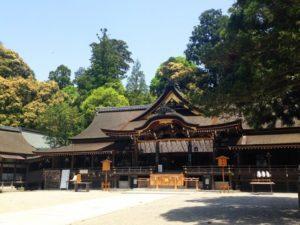 奈良県の大神神社